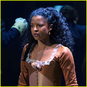 Watch the 'Rewind' Moment from 'Hamilton,' One of the Coolest Parts of the Show! (Video)