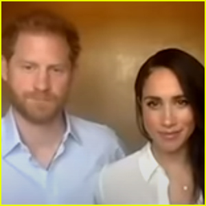 Prince Harry & Meghan Markle Discuss Equal Rights & Complicity in New Conversation Amid Black Lives Matter Movement
