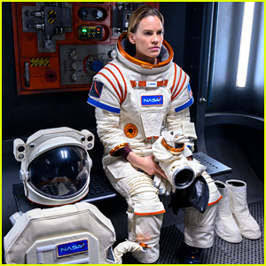 Hilary Swank Heads To Space In First Teaser For Netflix's 'Away'