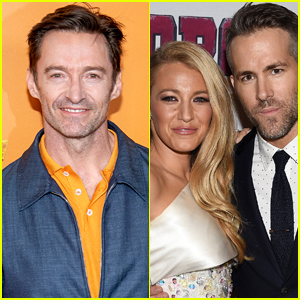 Hugh Jackman's Emmy Nomination Reaction Includes a Dig at Ryan Reynolds & a Text From Blake Lively!