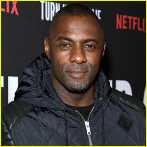 Idris Elba Says 'We're This Close' to Making 'Luther' Into a Movie!