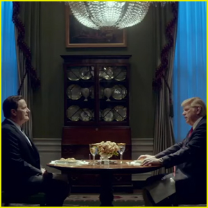 Showtime Releases 'The Comey Rule' Teaser Starring Jeff Daniels as James Comey & Brendan Gleeson as Donald Trump - Watch!
