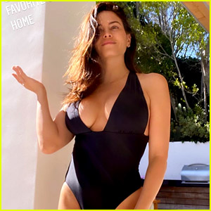 Jenna Dewan Shows Off Her New Favorite Swimsuit & You Can Get It Now Too!