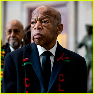 Representative John Lewis Passes Away at 80 After Battle With Cancer