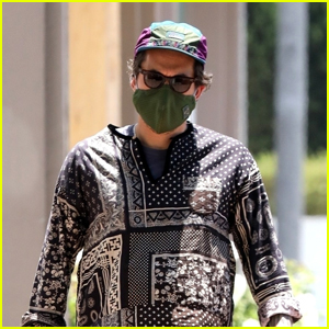 John Mayer Heads to a Hair Appointment in West Hollywood