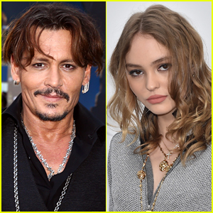 Johnny Depp Gave Daughter Lily-Rose Depp Marijuana at Age 13