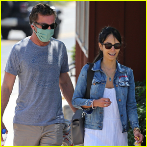 Jordana Brewster Enjoys a Day Out with New Boyfriend Mason Morfit