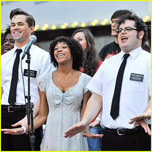 Josh Gad Reveals 'The Book of Mormon' Was Filmed with the Original Broadway Cast