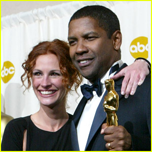 Julia Roberts & Denzel Washington to Reunite On Screen in Upcoming Netflix Movie!