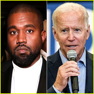 Kanye West Thinks He'll Beat Biden in the Election with Write-In Votes