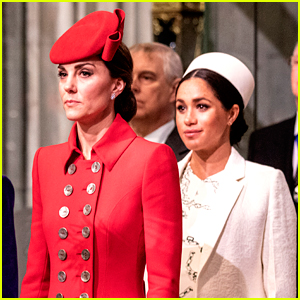 Meghan Markle & Kate Middleton 'Simply Didn't Click' But Never Had a 'Catfight'
