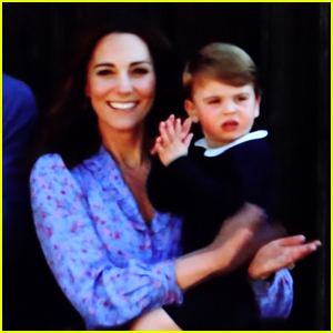 Kate Middleton Shared A Funny Fact About Her Youngest Son, Prince Louis