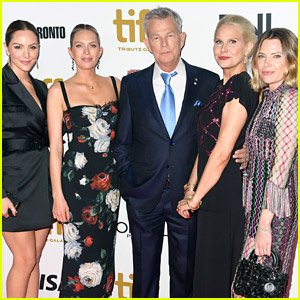 David Foster's Daughters Have Just One Issue with His Wife Katharine McPhee!