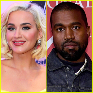 Katy Perry Reveals If She'll Back Kanye West's Run for Presidency