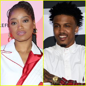 Keke Palmer Reacts to August Alsina Slamming Her on Twitter