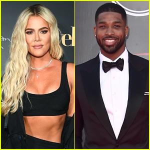 Khloe Kardashian Seemingly Responds To Those Tristan Thompson Engagement Rumors
