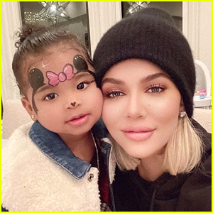Khloe Kardashian Shares Her Number One Tip About Parenting: 'Be In The Moment'