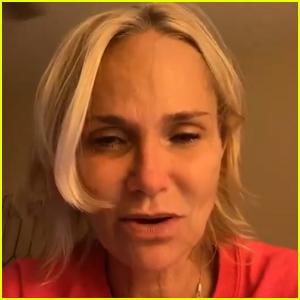 Kristin Chenoweth Cries During Tearful Tribute to Naya Rivera - Watch (Video)