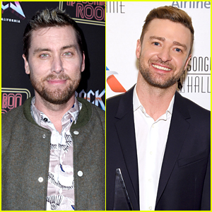Lance Bass's Ex Claims He's Bitter About Justin Timberlake's Success