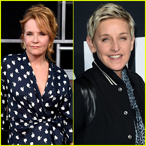Lea Thompson Speaks Up About The Claims of Ellen DeGeneres' Mistreatment of Guests: 'True Story'
