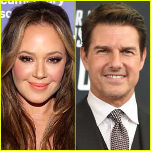 Leah Remini Reacts to Thandie Newton's 'Nightmare' Experience Working With Tom Cruise