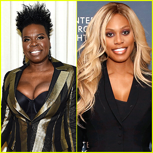 Leslie Jones Tried To Tell Laverne Cox She Was Nominated For An Emmy, But It Didn't Go As Planned