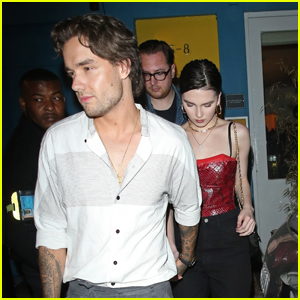 Liam Payne & Girlfriend Maya Henry Enjoy a Night Out in London