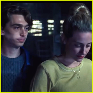 Lili Reinhart & Austin Abrams's Relationship Gets Dramatic In The Trailer for 'Chemical Hearts'