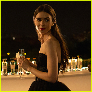 Lily Collins' New Show 'Emily in Paris' Moves To Netflix