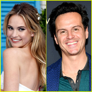 Lily James & Andrew Scott to Star in 'Pursuit of Love' Limited Series for Amazon!