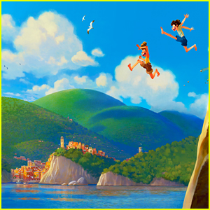 Pixar's Next New Movie is 'Luca' - See the First Look Photo!