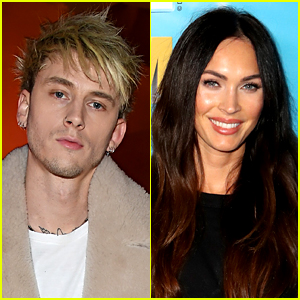 Machine Gun Kelly Says Megan Fox Has the 'Most Beautiful' Feet in Existence