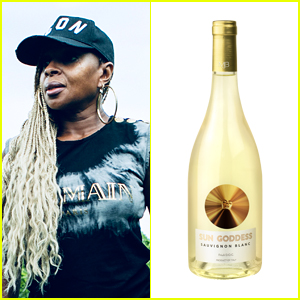 Mary J. Blige Announces Sun Goddess Wines!