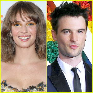 Maya Hawke & Tom Sturridge Photographed Together in the Hamptons