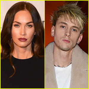 Megan Fox Says She & Machine Gun Kelly Are 'Two Halves of the Same Soul'