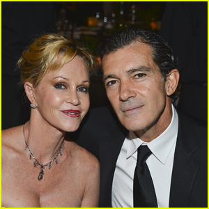 Melanie Griffith Shares Photos With Her Ex-Husbands, Including Antonio Banderas