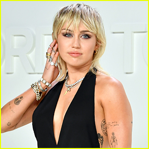 Miley Cyrus Reveals Who She's Giving Side-Eye To Lately