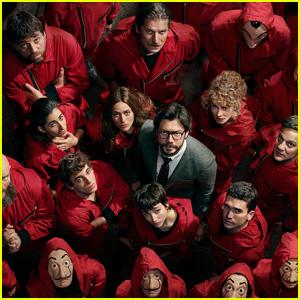Netflix Announces Fifth & Final Season of 'Money Heist'
