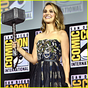 Natalie Portman Is 'Excited' & Preparing to Play Thor!