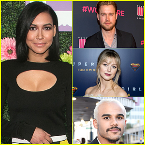 Chord Overstreet, Melissa Benoist & Jacob Artist Remember Naya Rivera In Touching Tributes