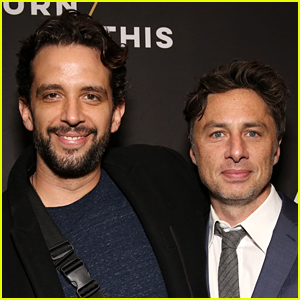 Zach Braff Reveals What Happened to Nick Cordero in the Hospital Before His Tragic Death