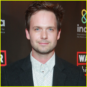 Patrick J. Adams Explains Why He Was 'Nervous' About Playing John Glenn in 'The Right Stuff'