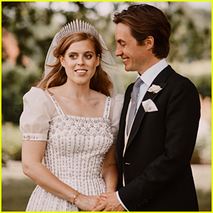 Princess Beatrice & Edoardo Mapelli Mozzi's New Wedding Photos Released!