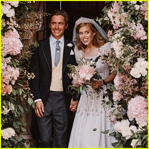 See Photos from Princess Beatrice's Secret Wedding!