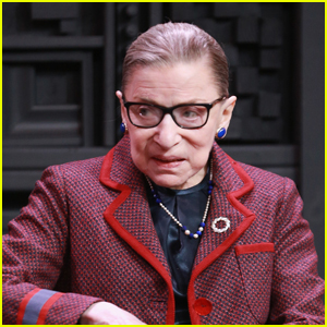 Justice Ruth Bader Ginsburg Hospitalized for Possible Infection