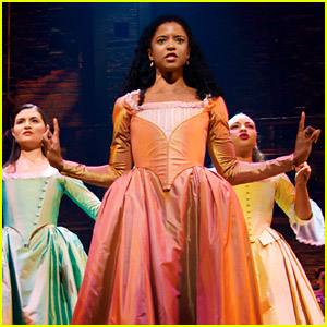 Hamilton's Renee Elise Goldsberry Reveals the 'Last Minute Risk' She Took Before Filming the Movie