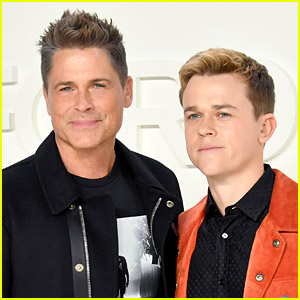 Rob Lowe's Son Hilariously Reacts to What Gwyneth Paltrow Revealed About His Mom