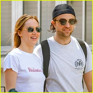 Robert Pattinson & Suki Waterhouse Are 'On the Fast Track,' Source Says