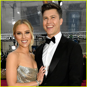 Colin Jost Worried About Losing His Identity When He Started Dating Scarlett Johansson