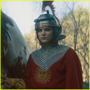 Soko Dons Suit of Armor in 'Looking For Love' Music Video - Watch!